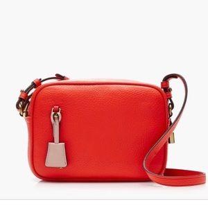 J Crew Signet Bag in Italian Leather